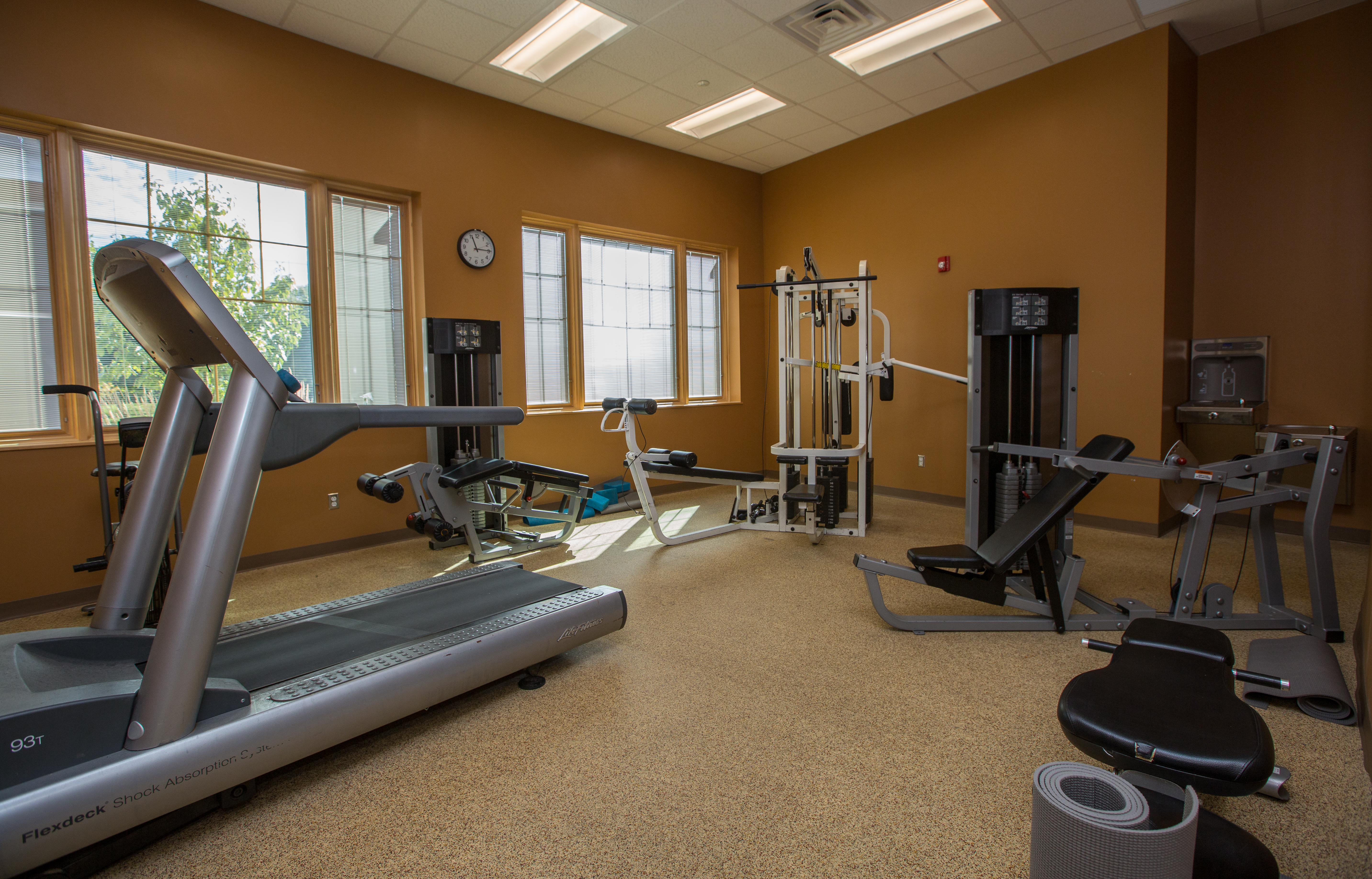 Delta Village Work Out Room