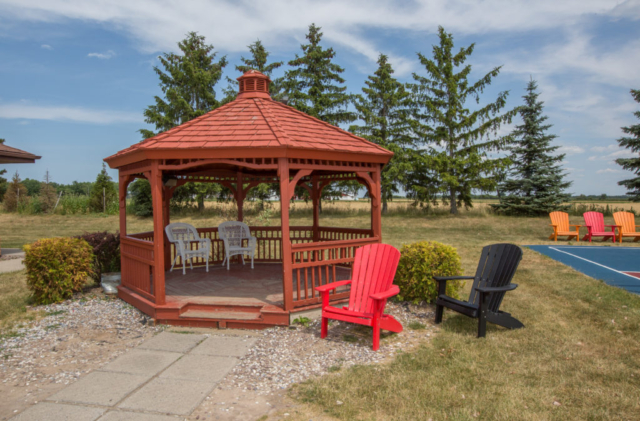 Horizon Village Gazebo