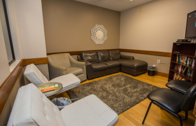 Horizon Village TV Room