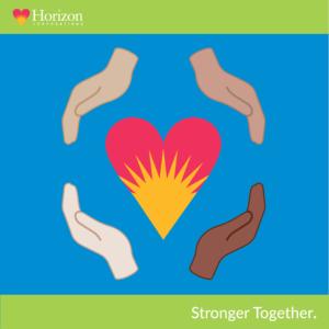 Stronger Together Horizon